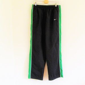 Men's sz L NIKE windbreaker pants sweatpants lined